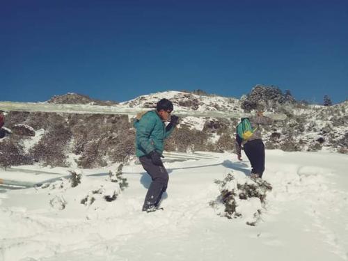 Tuyau neige 1
